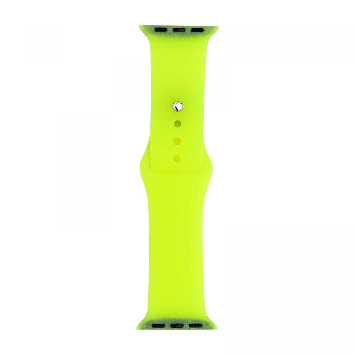 Volt Neon Glow In The Dark Apple Watch Band Glow Bands